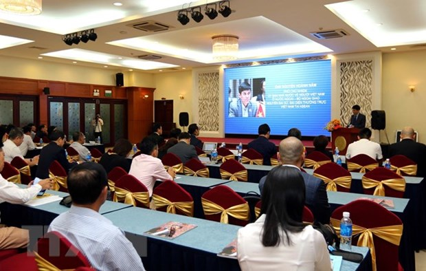 Ho Chi Minh City holds dialogue with overseas Vietnamese firms hinh anh 1