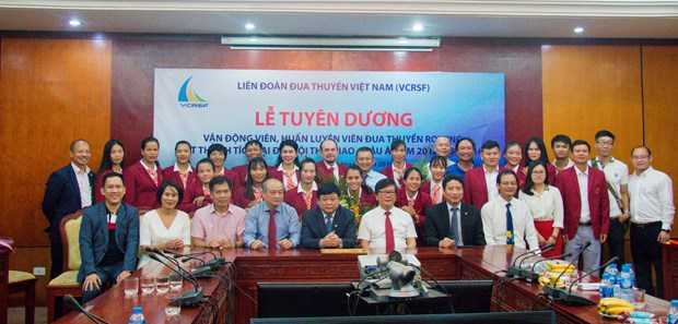 International cooperation: key to national sports development strategy hinh anh 10