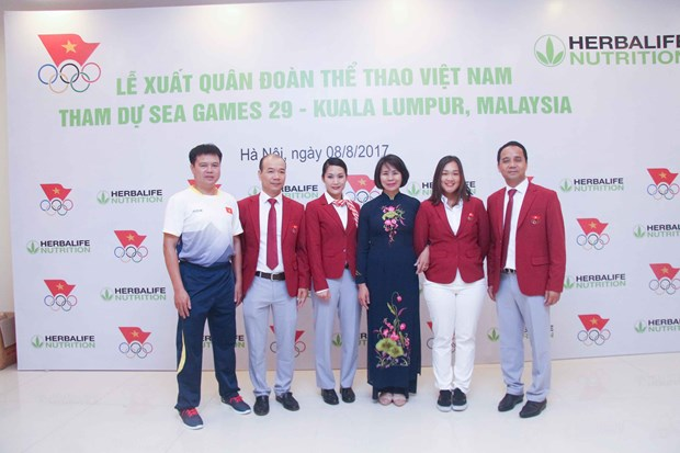 International cooperation: key to national sports development strategy hinh anh 3