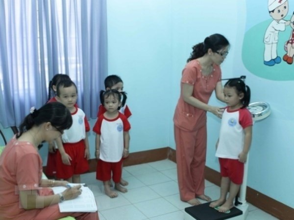Project to give more children access to kindergarten hinh anh 1