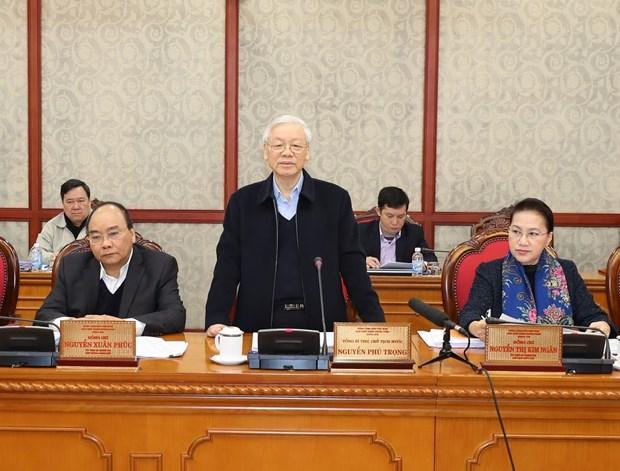 Hai Phong urged to develop strong sea-based economy hinh anh 1