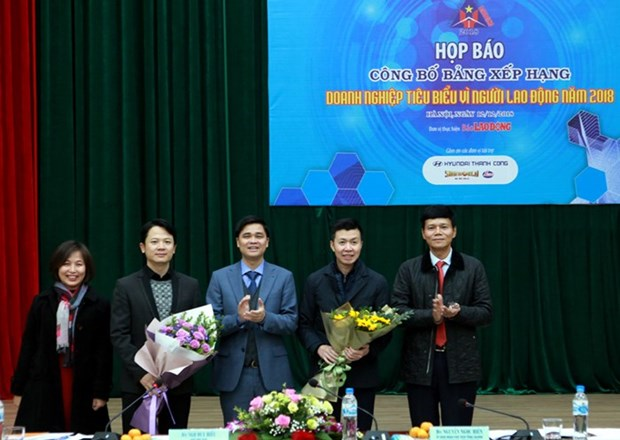 Outstanding firms for labourers to be honoured hinh anh 1