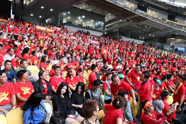 AFF Cup: Vietnam Airlines increases over 3,700 seats for football fans hinh anh 1