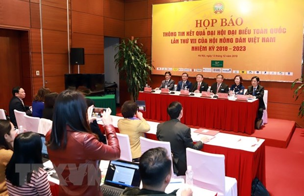 Vietnam Farmers' Union strives for prosperous agriculture, modern rural areas hinh anh 1