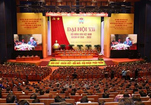 Vietnam Farmers' Union has new Central Committee hinh anh 1