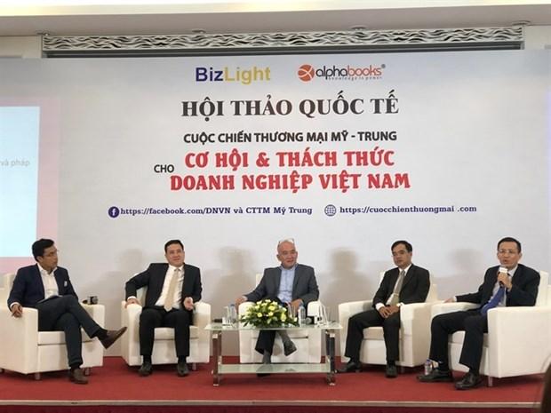 Vietnam prepares to reap benefits of US-China trade war hinh anh 1