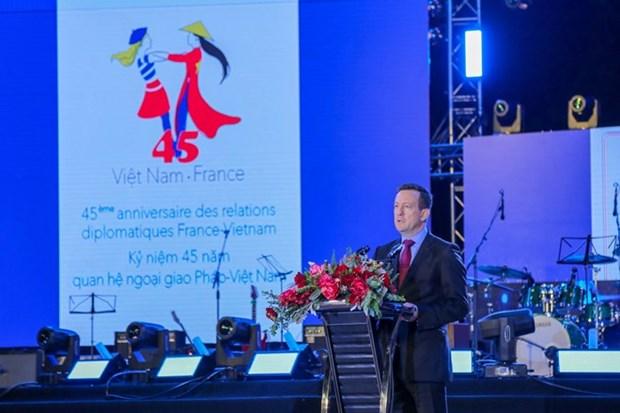 Balade en France 2018 opens in Hanoi hinh anh 1