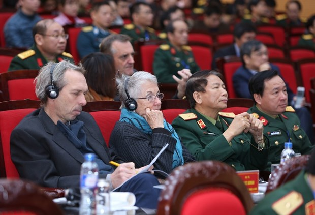 Int'l conference talks solutions to AO/dioxin consequences hinh anh 1