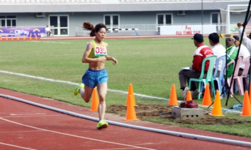 Vietnam bags first golds at ASEAN University Games hinh anh 1