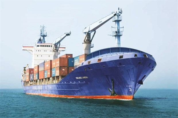 Vinalines to open container shipping centre next week hinh anh 1