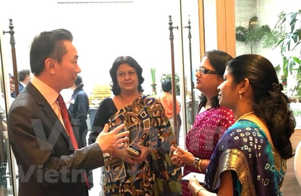 Vietnam tourism promoted in India hinh anh 1