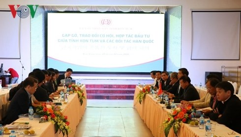 Kon Tum introduces investment opportunities to RoK firms hinh anh 1