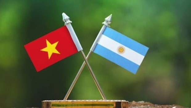 Vietnamese NA delegation visits Argentina hinh anh 1
