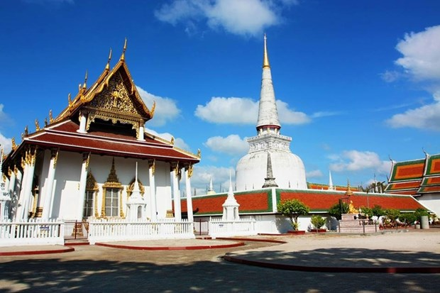 Thailand to register Wat Phra Mahathat as UNESCO World Heritage Site hinh anh 1