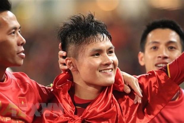 Vietnam football star Nguyen Quang Hai among Asia's top ten hinh anh 1