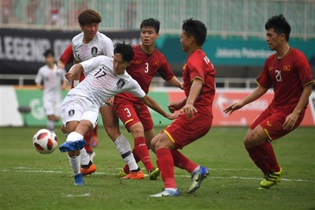 Vietnam to face Republic of Korea in friendly match hinh anh 1