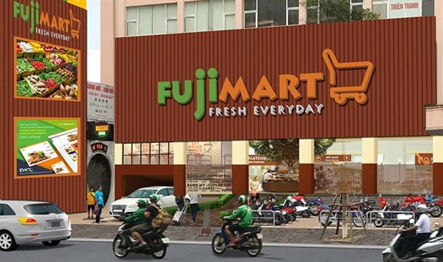 First Fujimart to open in Vietnam this month hinh anh 1