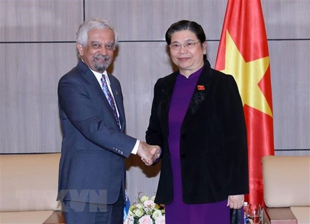 UN looks to back Vietnam's sustainable socio-economic growth hinh anh 1