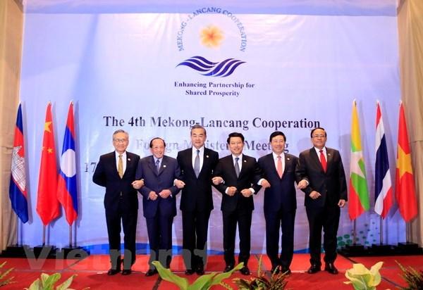 Vietnam calls for inclusive Mekong – Lancang cooperation hinh anh 1