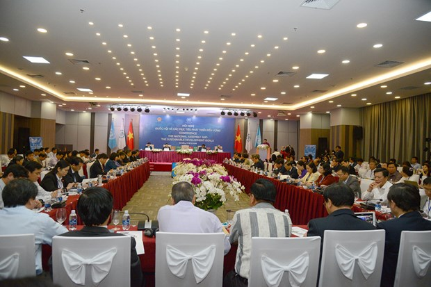 Vietnam commits interdisciplinary efforts to implementing SDGs hinh anh 1