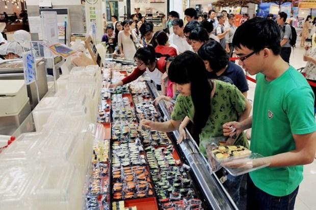 Japanese goods make their own way to enter Vietnamese market hinh anh 1