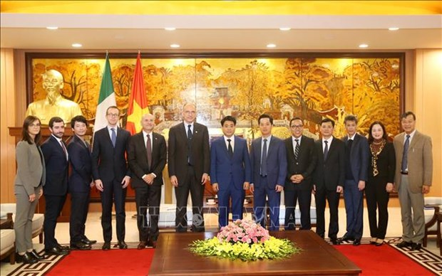 Dialogue on ASEAN-Italy Economic Relations to be held in Hanoi hinh anh 1