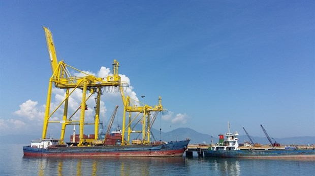 Da Nang greenlights 606 million USD logistics plan hinh anh 1