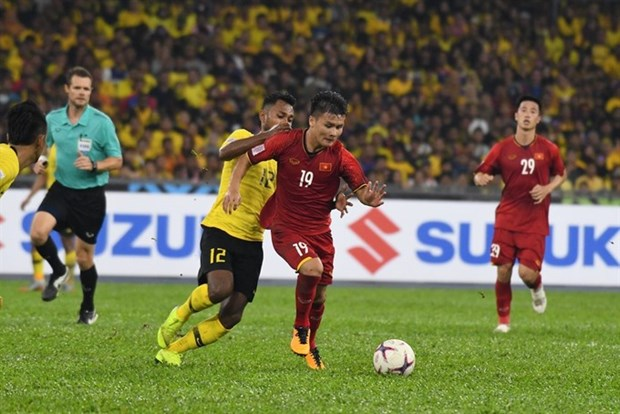 Five Vietnamese players named in AFF Cup team of tournament hinh anh 1