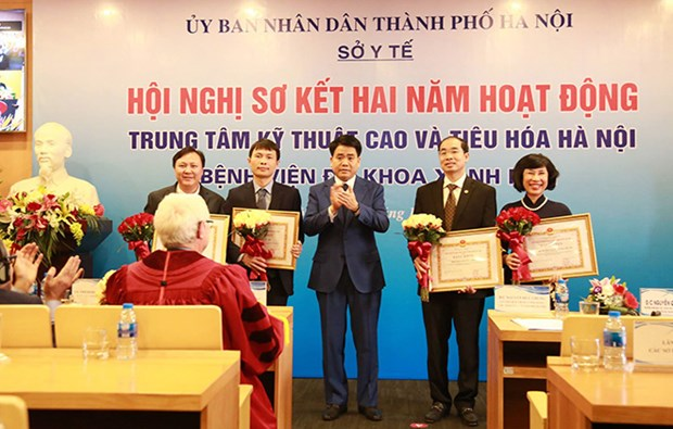 Hanoi to invest trillions of VND to upgrade medical establishments hinh anh 1
