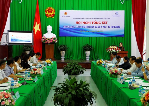 WB project benefits over 1.1 million people in Mekong Delta hinh anh 1