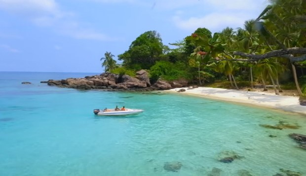 Kien Giang promotes tourism potential in India hinh anh 1