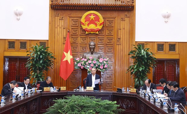 PM chairs subcommittee meeting on national Party congress preparations hinh anh 1