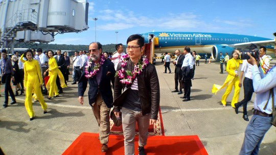 ACV welcomes 100 millionth passenger at Phu Quoc International Airport hinh anh 1