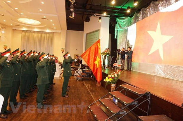 Vietnamese war veterans in Czech contribute to homeland hinh anh 1
