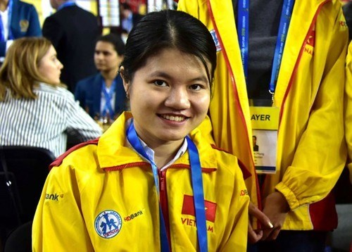 Chess masters bring home Asian bronzes hinh anh 1