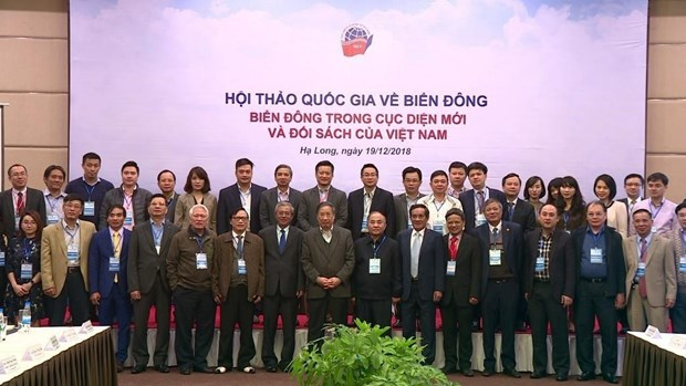 Third national workshop on East Sea held in Quang Ninh hinh anh 1