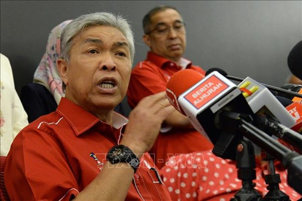 Malaysia: UMNO President steps down amid mounting pressure hinh anh 1