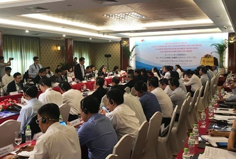 HCM City hopes for continued Japanese investment hinh anh 1