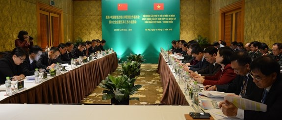 Vietnam, China to reinforce ties in border gate management hinh anh 1