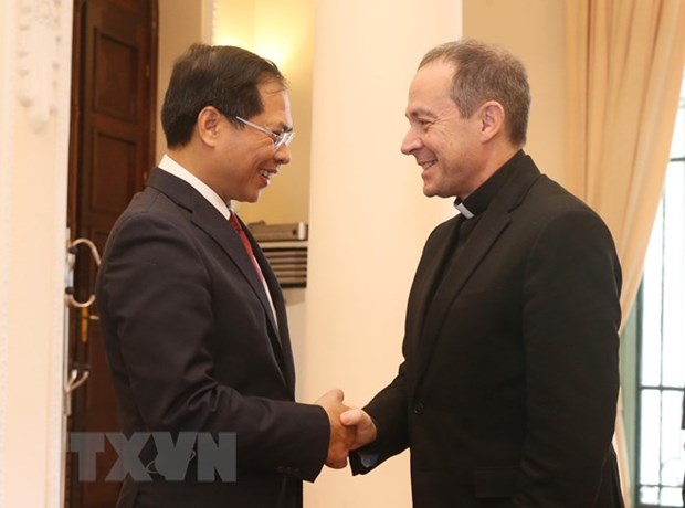 Vietnam-Vatican Joint Working Group convenes seventh meeting hinh anh 1