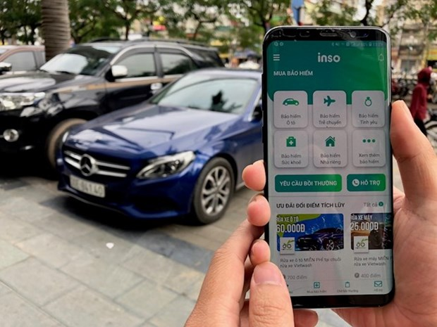 First insurance technology service launched in Vietnam hinh anh 1