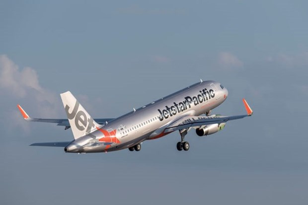 Jetstar Pacific enjoys 14.3 percent rise in passengers this year hinh anh 1