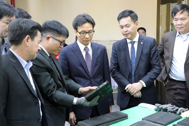 Deputy PM describes Nguyen Dynasty archives as priceless hinh anh 1
