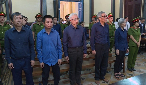 Former Director General gets life imprisonment for big loss at Dong A Bank hinh anh 1