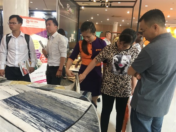 Vietbuild Home expo begins in HCM City hinh anh 1