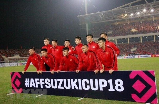 Vietnam remains in FIFA top 100 hinh anh 1