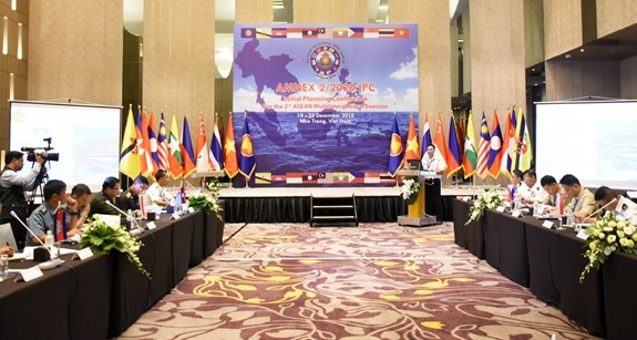 Vietnam holds first planning conference for AMNEX 2/2020 hinh anh 1