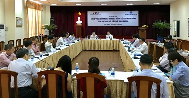 Experts want to reduce number of export inspections hinh anh 1