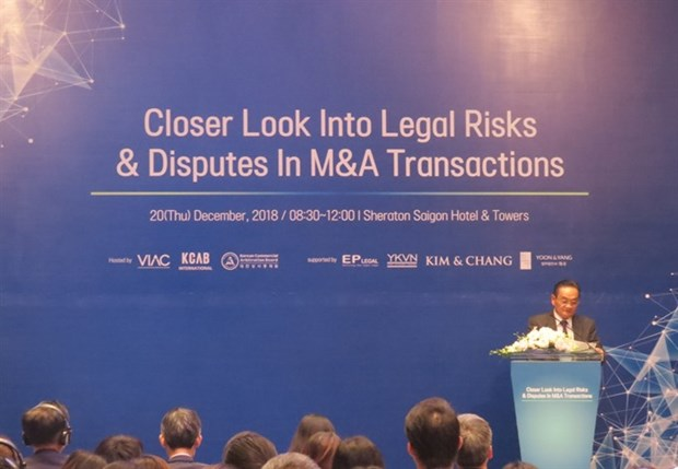 M&A dispute arbitration key: experts hinh anh 1