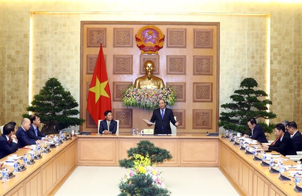 Vietnamese products must secure international recognition: PM hinh anh 1